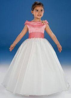 Vestidos de fiesta para ninas 2014