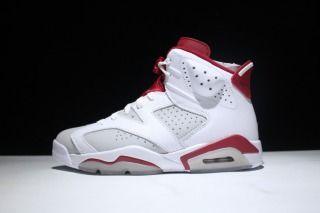 1cda39587bc Nike Air Jordan 6 VI Retro as 384664 113 Mens Basketball Sports Shoes |  Footwear in 2019
