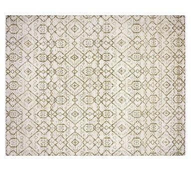 Axel Printed Indoor/Outdoor Rug - Neutral | Indoor outdoor rugs ...