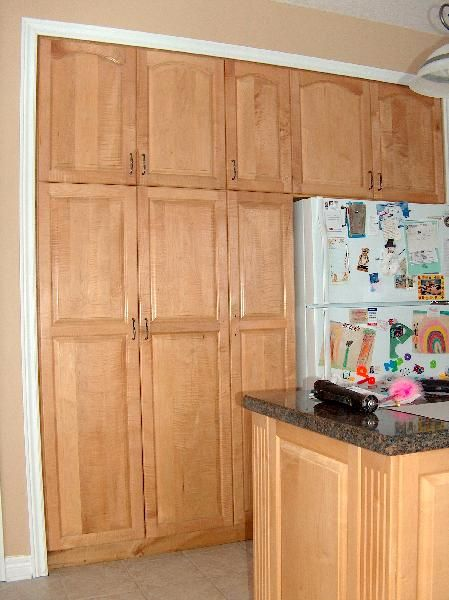Pantry kitchen makeover kitchen pantry storage ideas lowes for Kitchen pantry cabinet