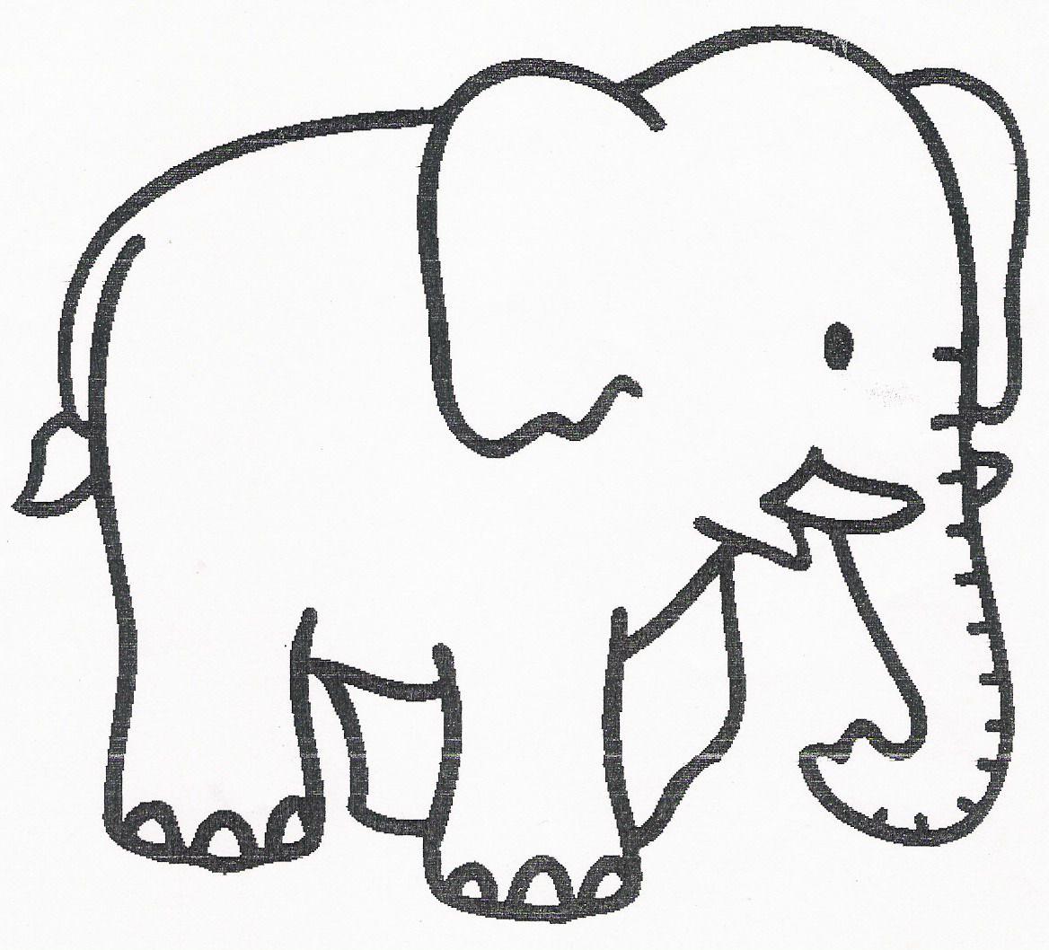 Coloriage Famille Elephant.Coloriage Elephant A Colorier Dessin A Imprimer Iimages A