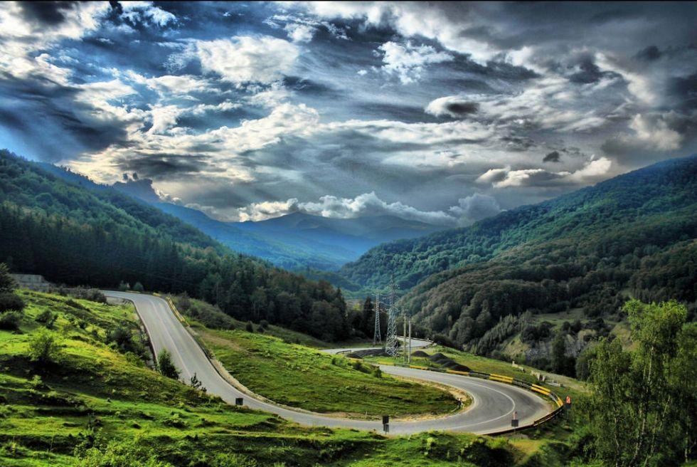 Pin By Andanda On Chestii Scape Romania Destination Amazing Nature