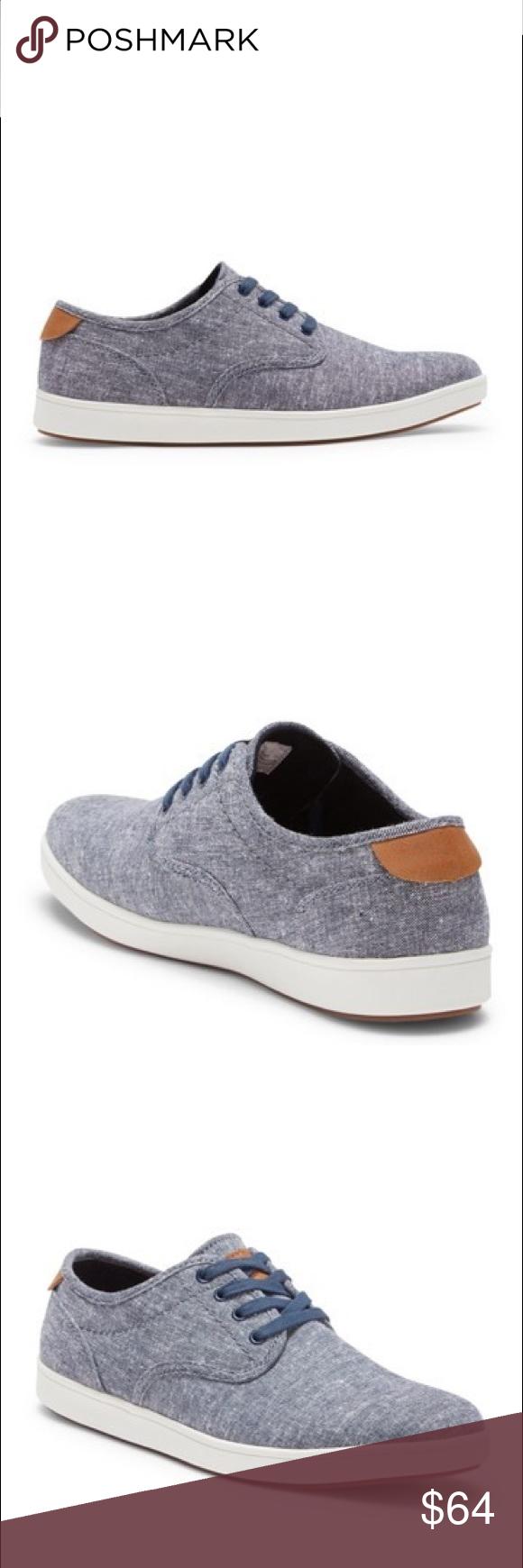Steve Madden Foxxer Sneaker Size 9 Navy