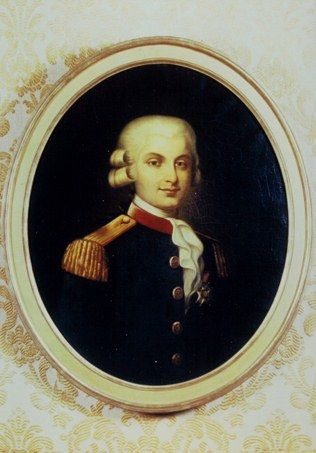Louis François de Bourbon, Comte de Busset (1749 - 1829).