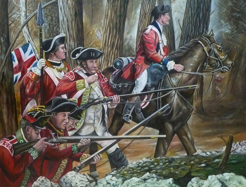 famous revolutionary war paintings - Google Search | Evo ...