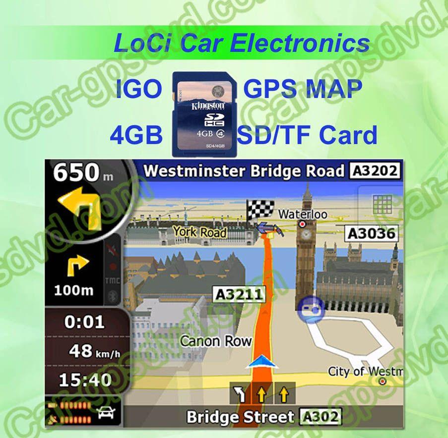 Car DVD Player gps map | Car gps Navigation Map | Gps navigation