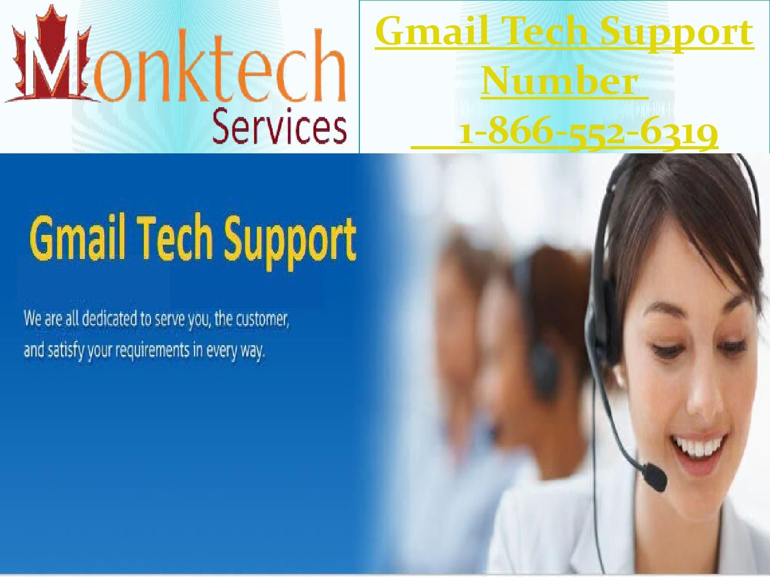 Call for gmail tech support number 1 866 552 6319