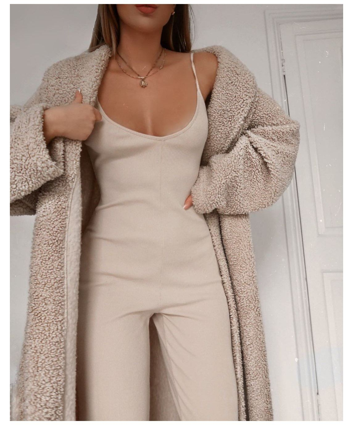 jumpsuit outfit dressy spring