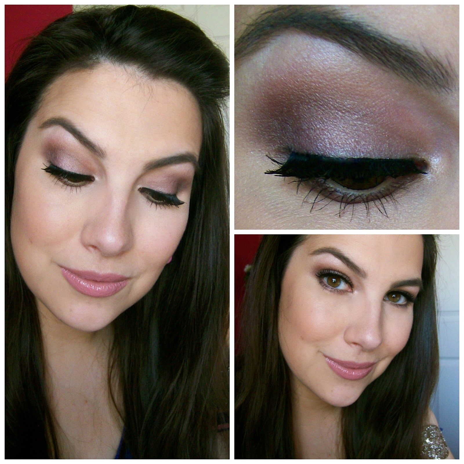 FOTD Featuring MAC Satin Taupe & Sketch (With images