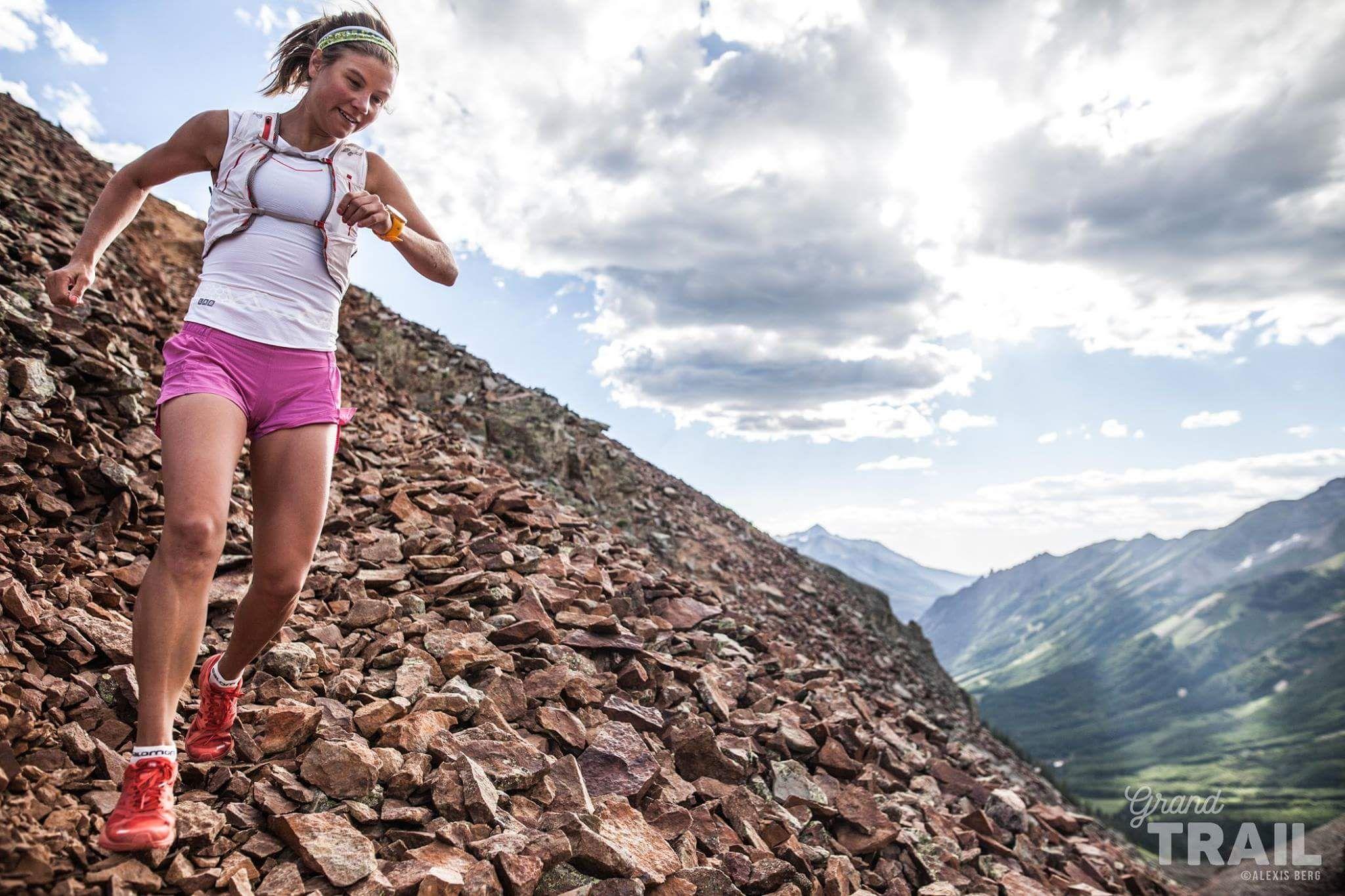 7 Emelie Forsberg Trail Running Trail Running