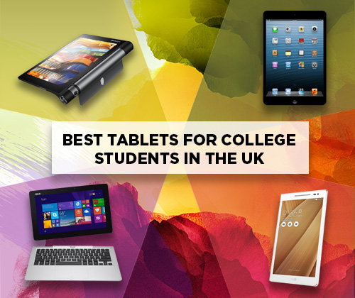 Best Tablets for College Students in the UK See more: http://www.laptopoutletblog.co.uk/tablets/best-tablets-for-college-students-in-the-uk/