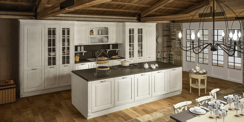 BERLONI Athena doorstyle | Berloni Kitchen Cabinetry | Pinterest ...