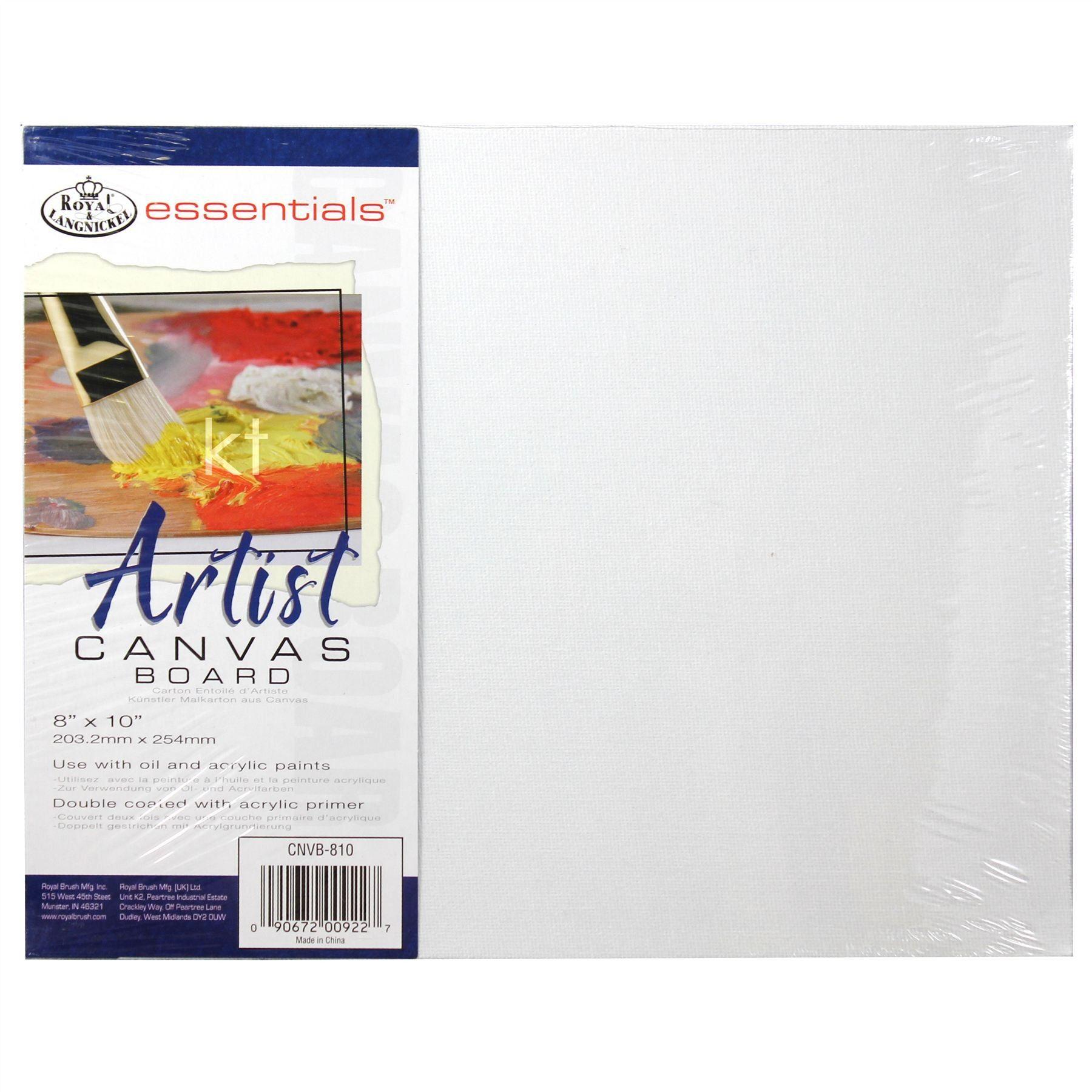 """Essentials Watercolor Artist Paper Pad 5/""""X7/""""-15 Sheets"""