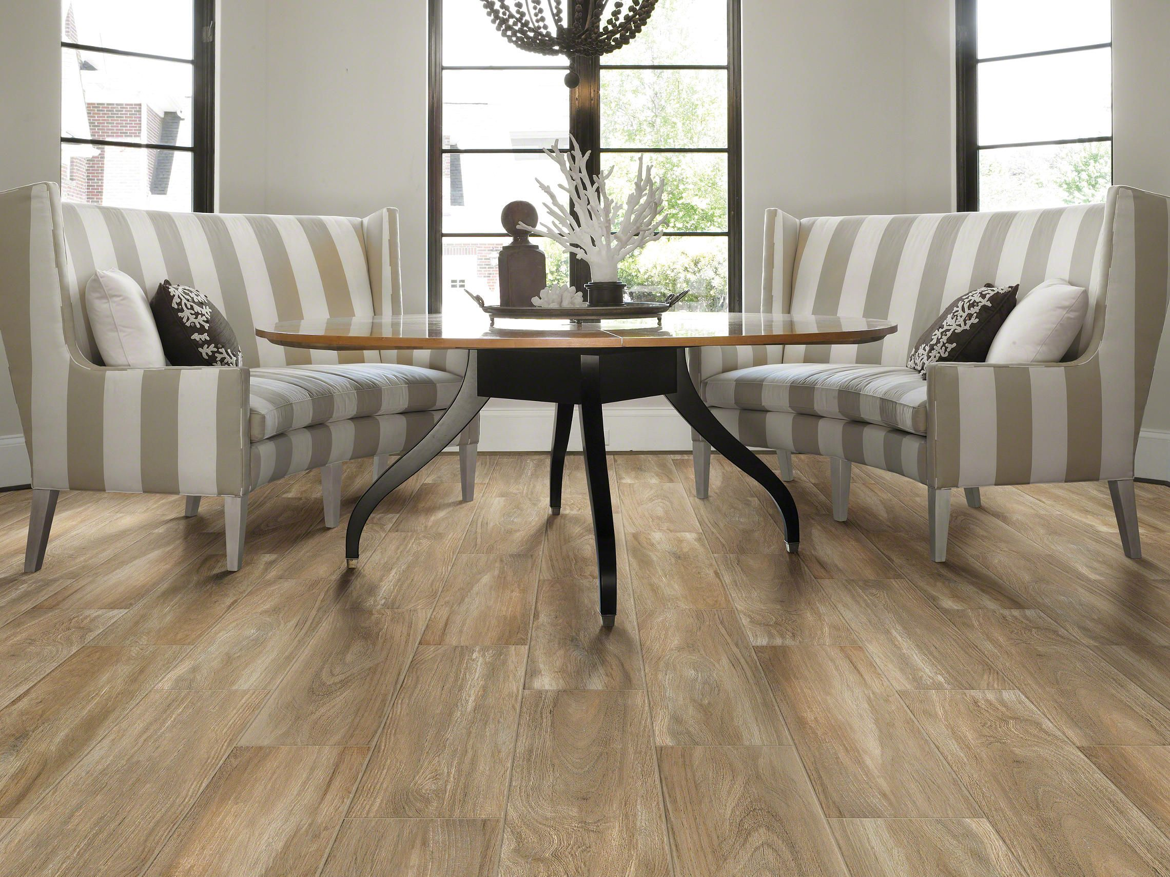 VALENTINO 8X32 LEGEND Room View Flooring, Shaw