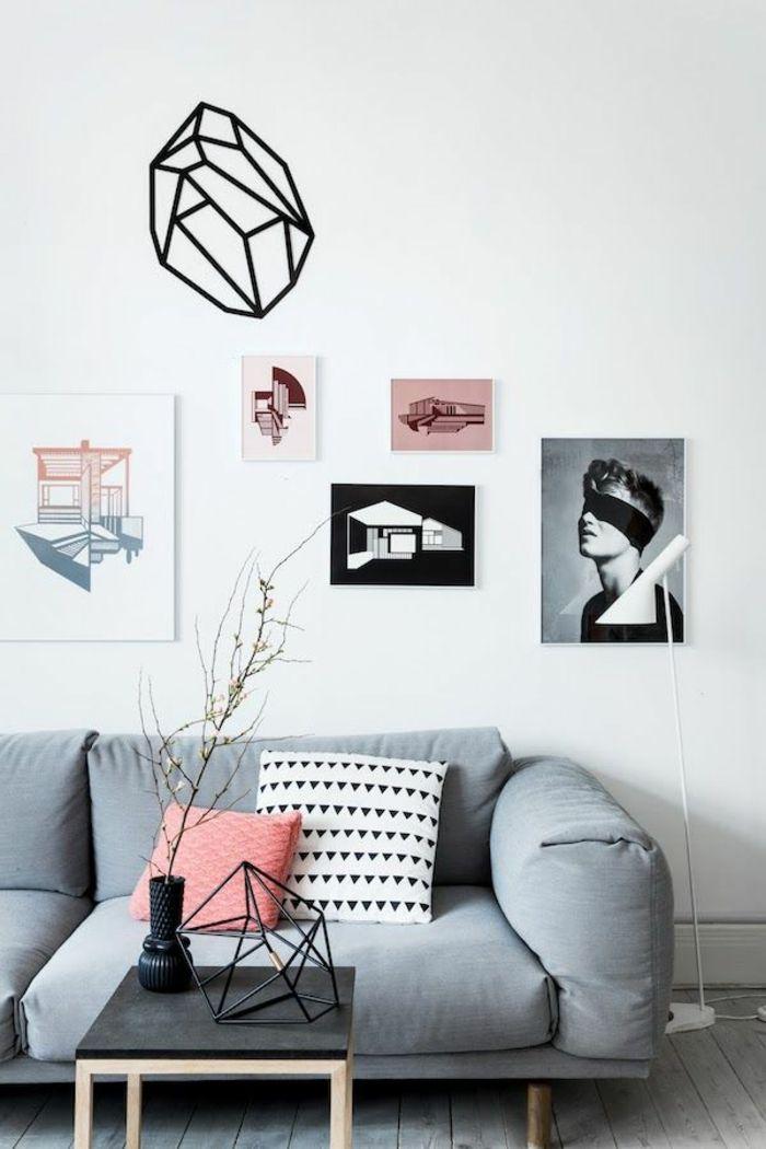 Skandinavische Möbel und Einrichtungsideen im minimalistischen Stil ...