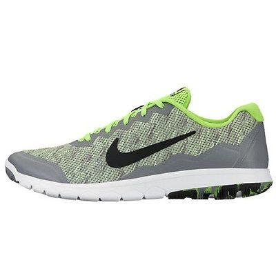 Nike Flex Experience Rn 4 Prem Mens 749174 301 Green Grey