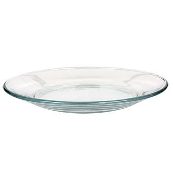 Bulk Clear Glass Salad Plates 7.5-in. at DollarTree.com  sc 1 st  Pinterest & Bulk Clear Glass Salad Plates 7.5-in. at DollarTree.com | Salad ...