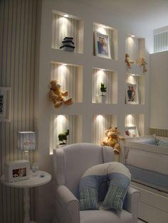 vê - design de interiores e decoração: Quartos de criança