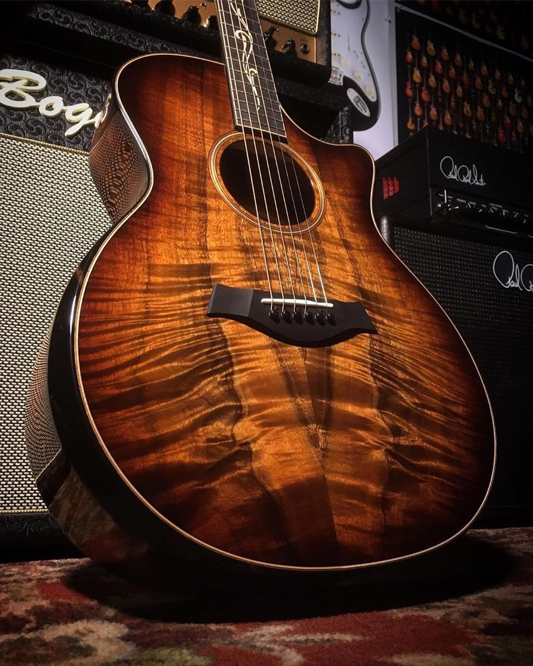 Taylor Guitars On Instagram Daily Taylordealer Koa Fans We Re Excited To Share This K24ce D Taylor Guitars Acoustic Acoustic Guitar Music Taylor Guitars
