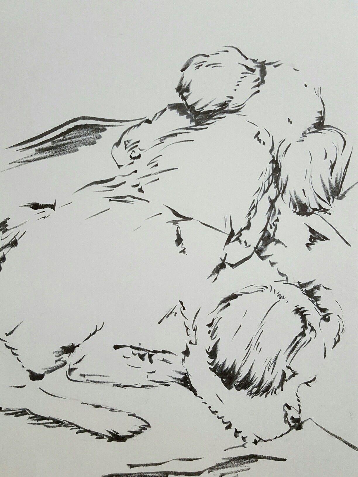 [잠] 자고있는 강아지의 미세한움직임을 표현.