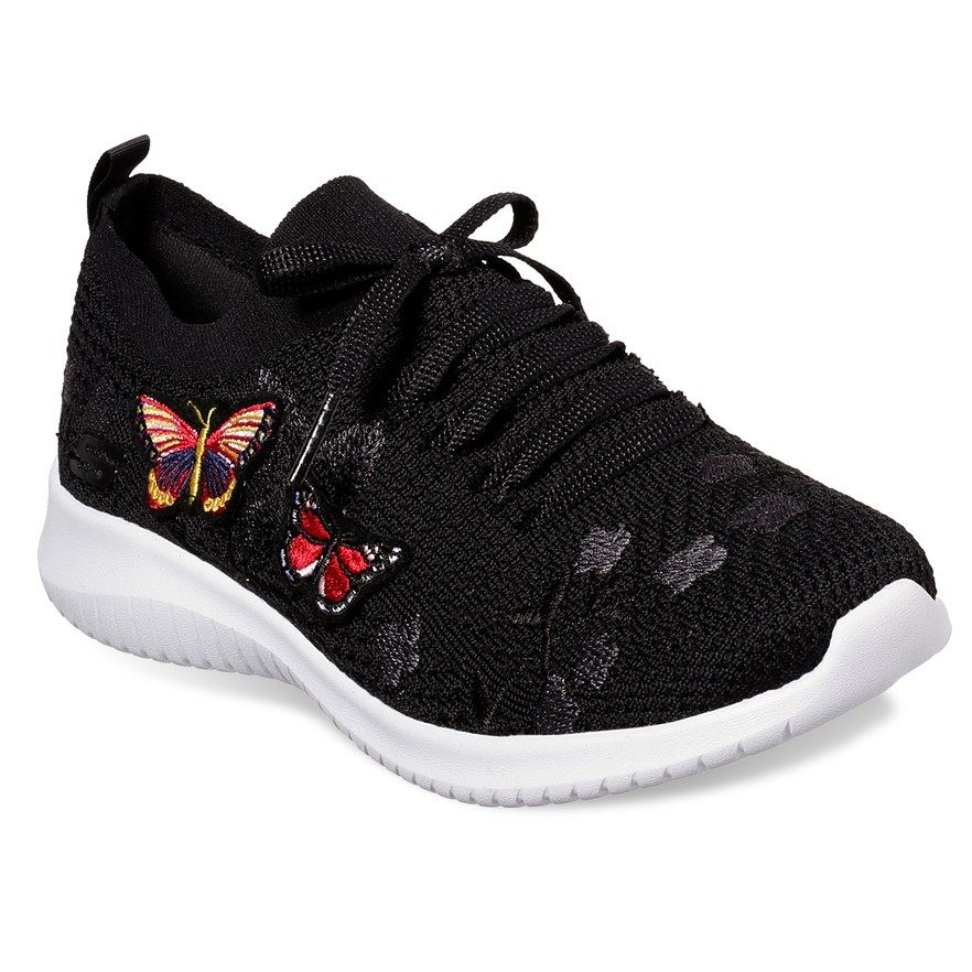Skechers Ultra Flex Women's Butterfly Sneakers | Skechers