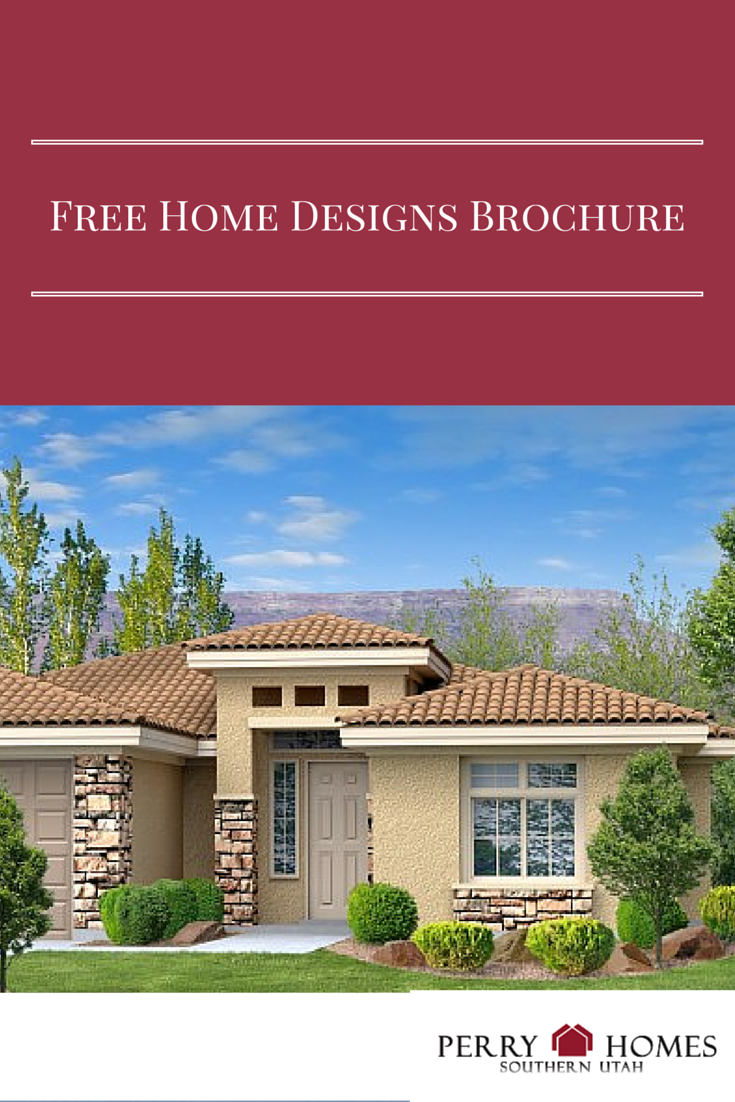 Beautiful home designs and floor plans from Southern Utah Home ...