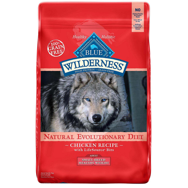 Blue Buffalo Blue Wilderness Healthy Weight Chicken Recipe Adult
