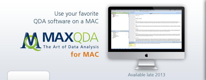 Maxqda Qualitative Data Analysi Software The Art Of Tool Analysis Dissertation Mac