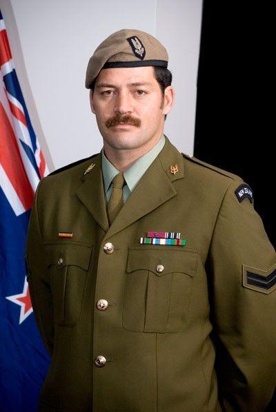 Bill (Willie) Apiata VC | NZHistory, New Zealand history online