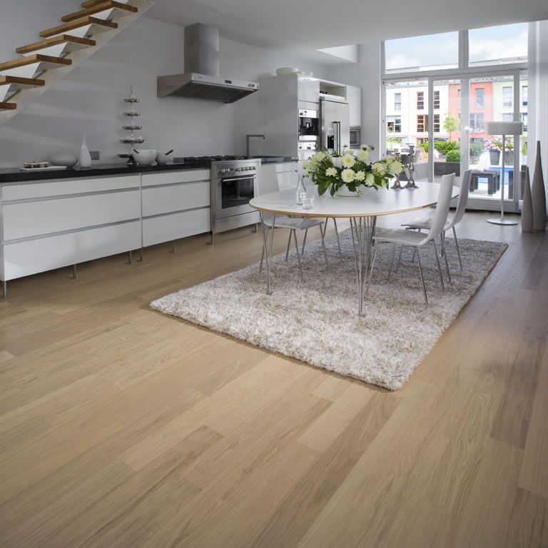 add light to your home with the kahrs linnea oak biscuit engineered wood flooring each - Kahrs Flooring