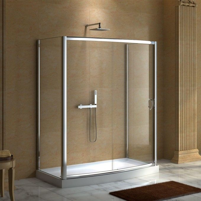 59 X 30 Karev Shower Enclosure Shower Enclosure Fiberglass Shower Enclosures Fiberglass Shower