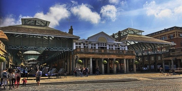 Covent Garden, London, England, Europe