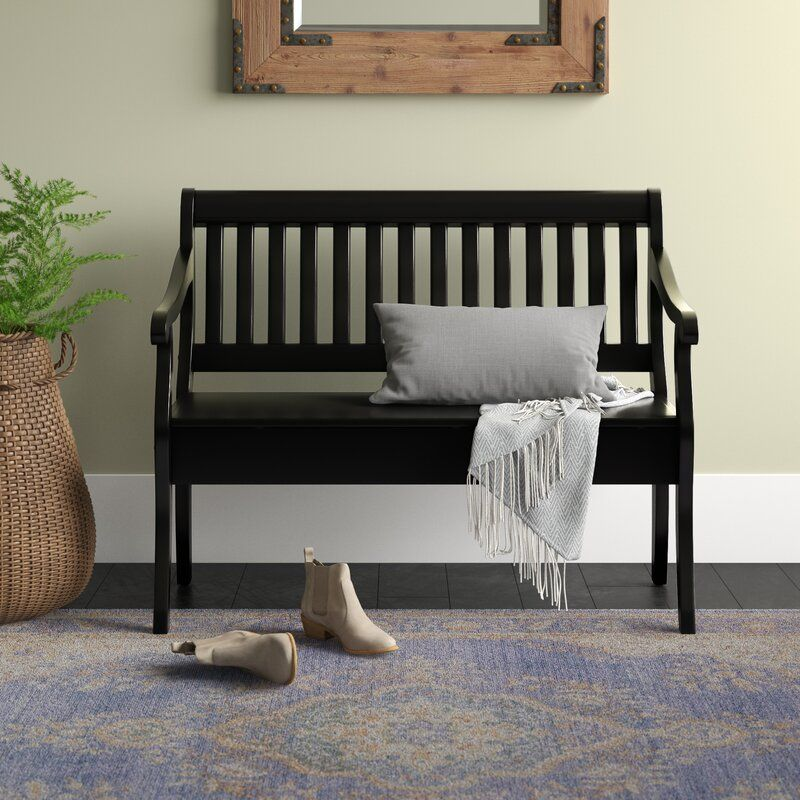 Endicott Storage Bench In 2020 Traditional Furniture Bench With