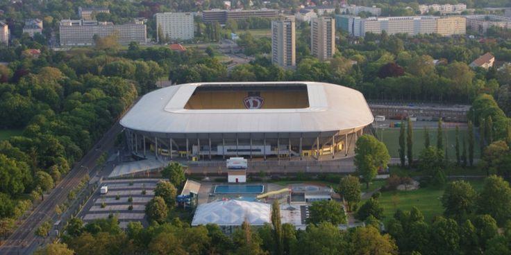 SG Dynamo Dresden - Glücksgas Stadium - Germany   Football ...