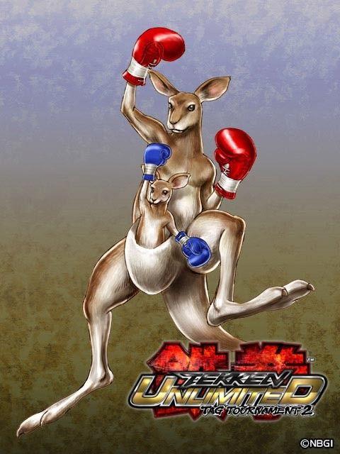 Roger Jr Tekken Shunya...