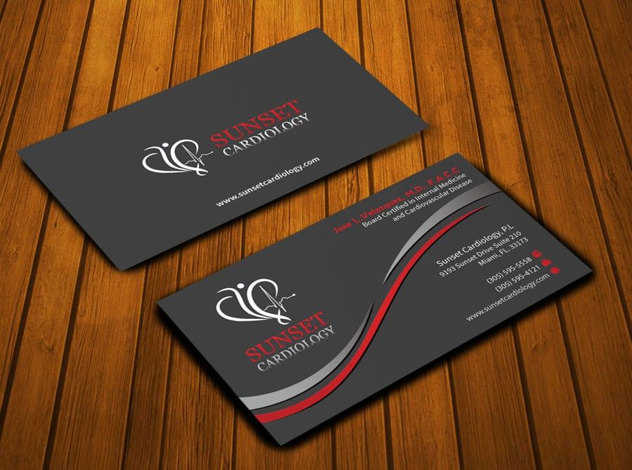 freelance Create a very trendy and classy business card for ...