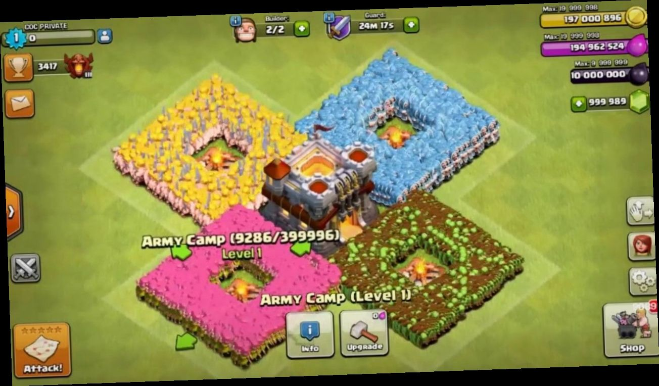 Clash Of Clans Hack Apk Unlimited Troops Download Giki Igry