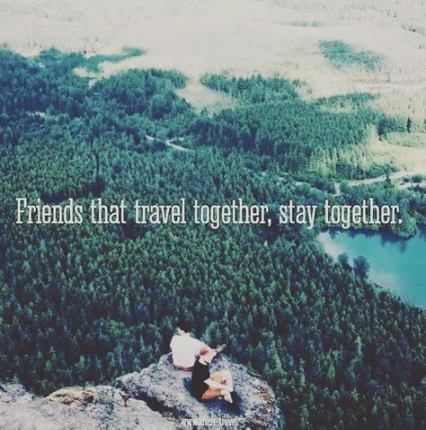 59+ ideas quotes adventure together life | Travel buddy ...
