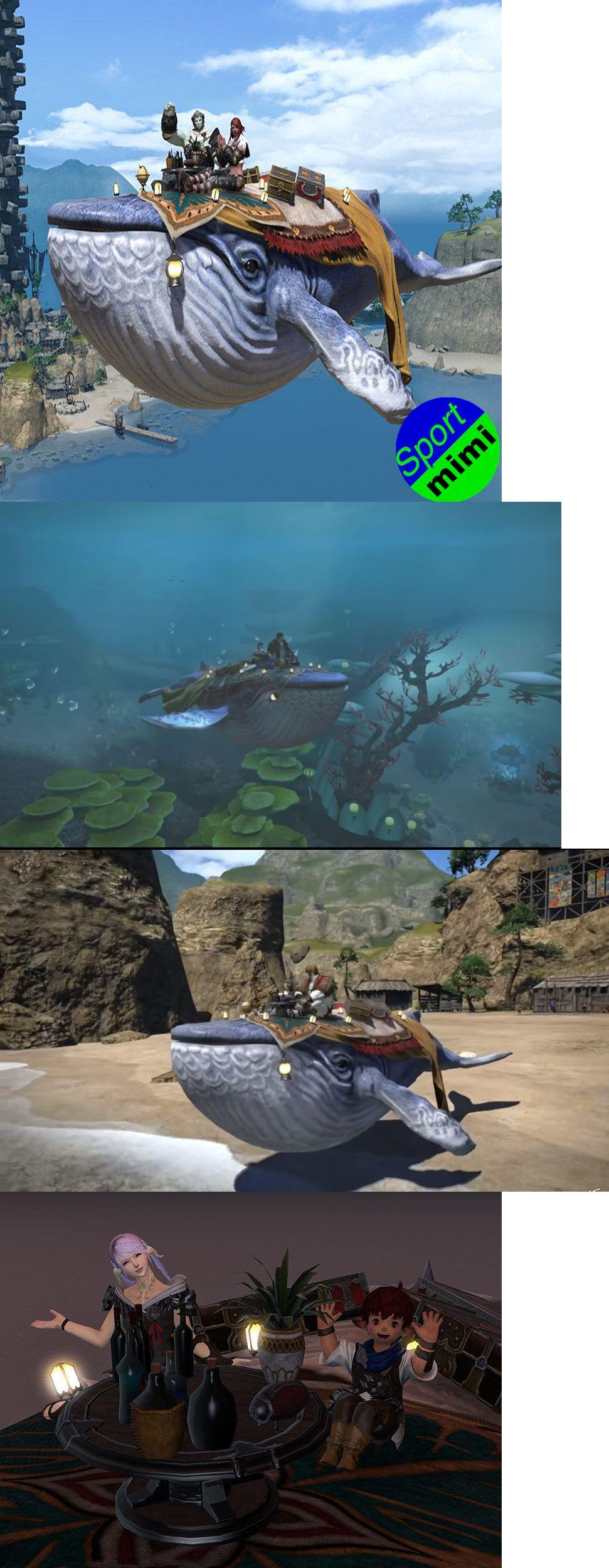 Prepaid Gaming Cards 156597: Final Fantasy Xiv Ffxiv Ff14 Item Mount
