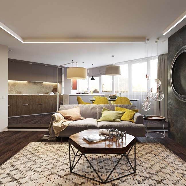 20 Excellent Living Room Ideas For Apartment  Living Room Ideas Beauteous Interior Design Living Room Small Flat 2018