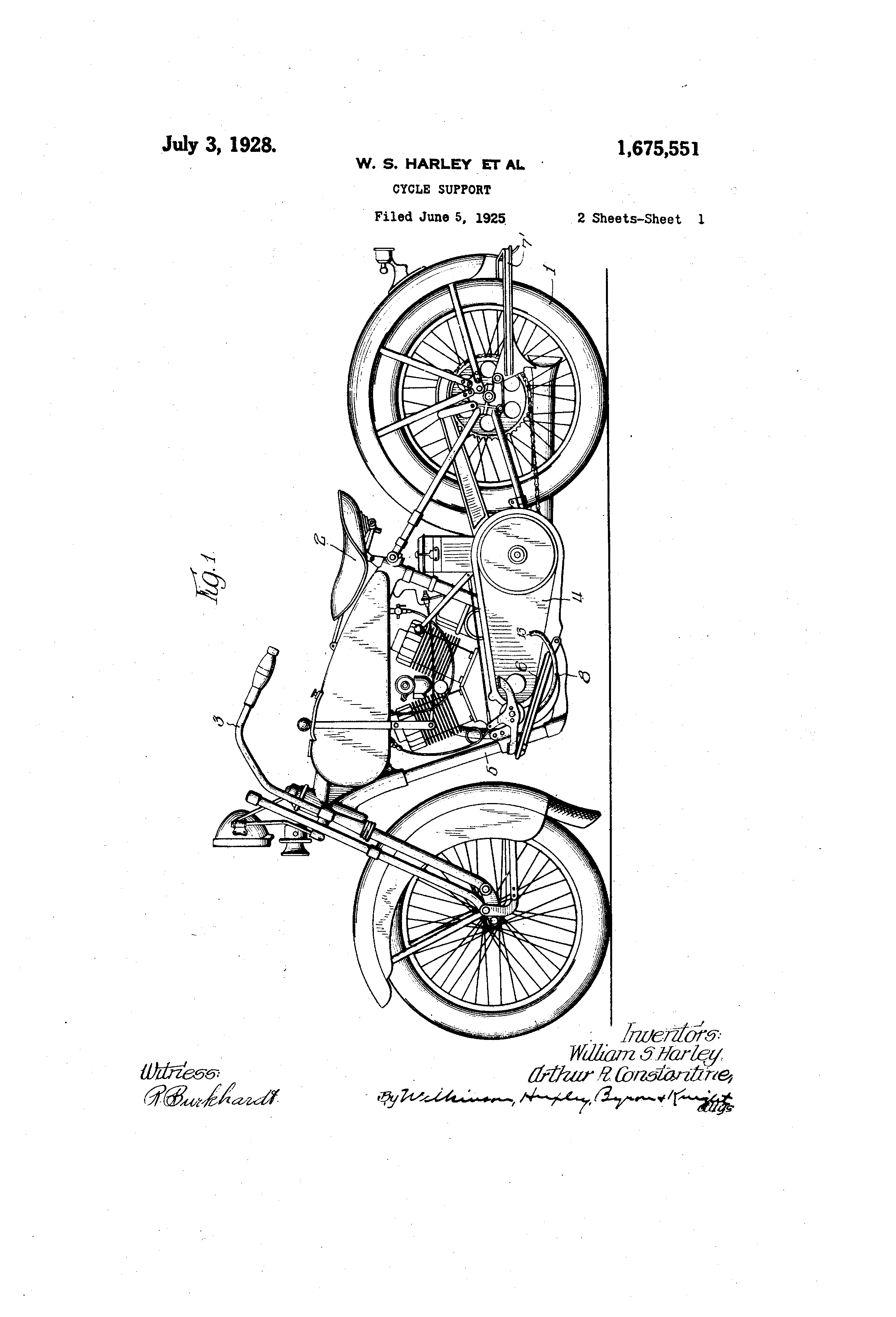 Us A Patents
