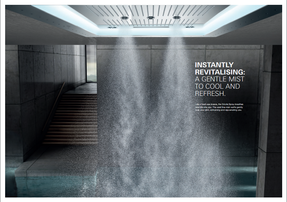 GROHE AquaSymphony turns showering into a new dimension of personal ...
