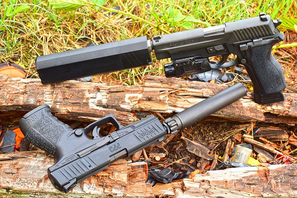 Suppressor mother lode: the SilencerCo Conquest Kit (VIDEO) #gunsammo