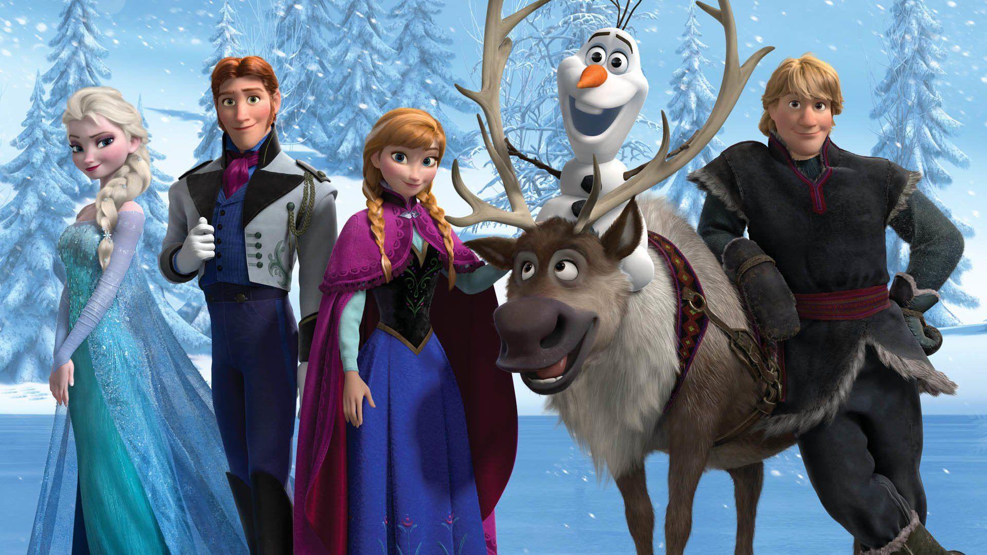 Frozen Movie Best Top Wallpapers