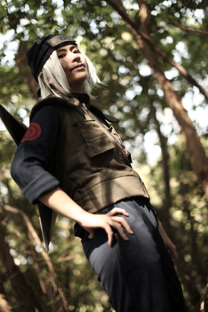 Pin by Hahahaha on Naruto shippuden cosplay Naruto