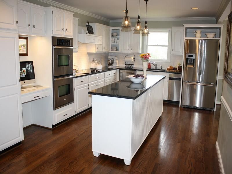 Kitchen designs before and after enchanting pics above for Small kitchen renovations
