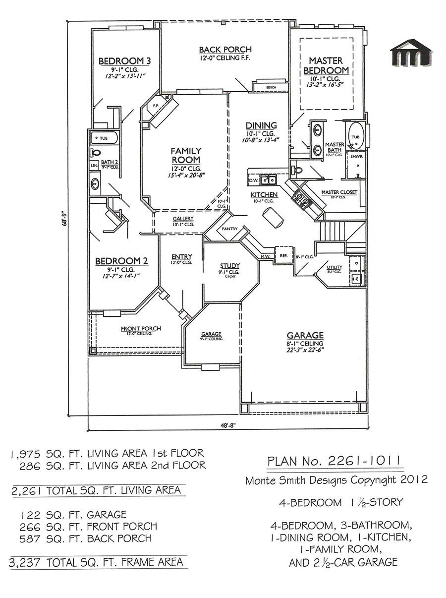 2261 1011 House Plan Design Online Texas And Hawaii Offices Floor Plans House Layout Plans Kitchen Floor Plans