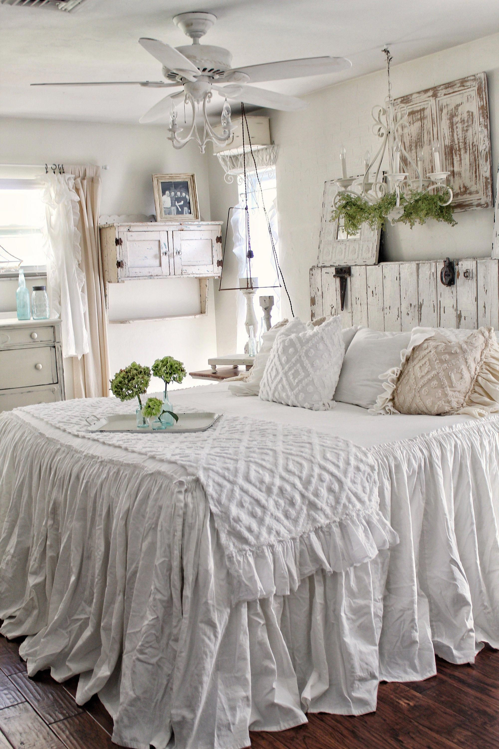Decorating Your Primary Bedroom With Shabby Chic Furniture