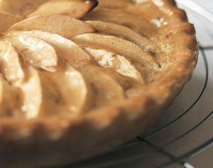 Tarte aux pommes - Base de recettes - Swissmilk