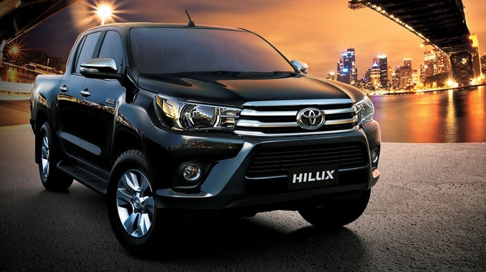 Toyota Hilux 2020 Gets Price Hike Check Out In 2020 Toyota Hilux Toyota Car